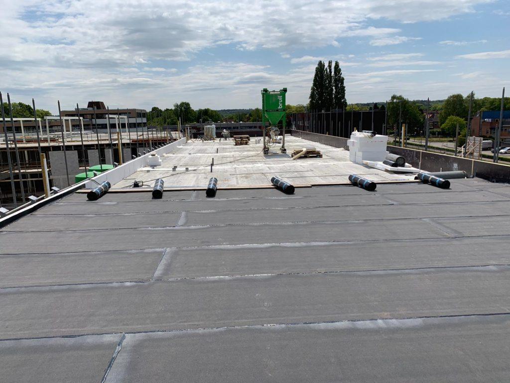 resultaat van een plat dak bronsdak arnhem voor al uw platte en hellende daken